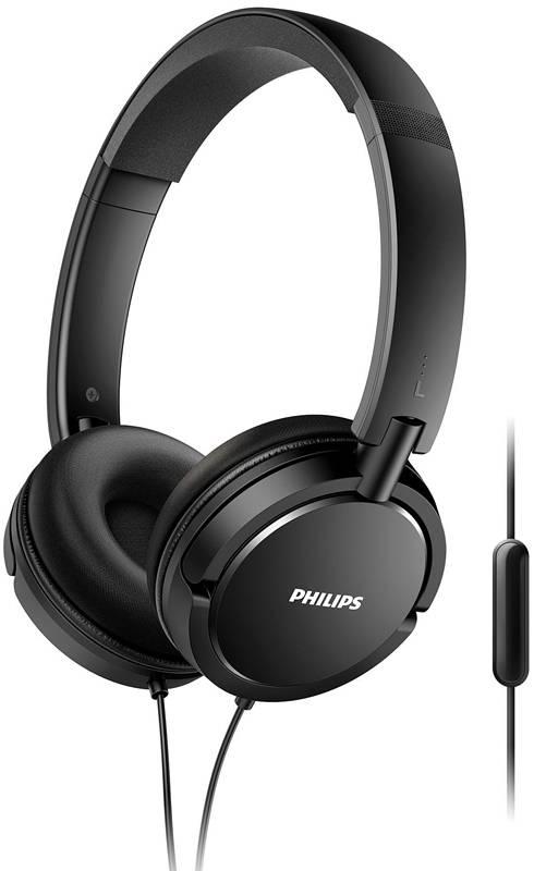 Philips SHL5005/00 Koptelefoon + microfoon zwart