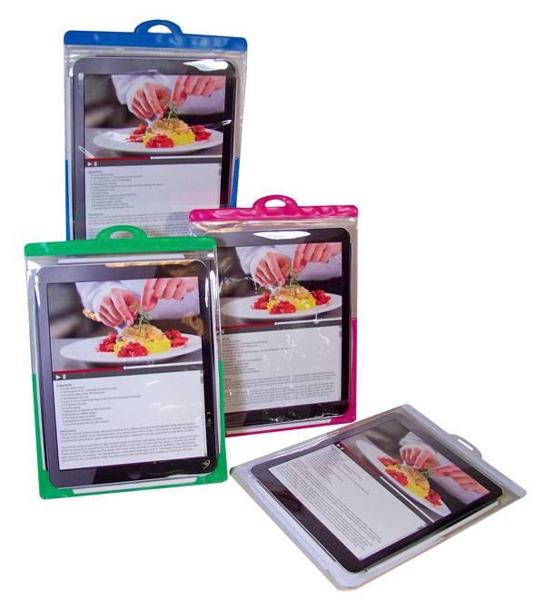 Kookpartner voor tablet / tabelethoes (4 designs)