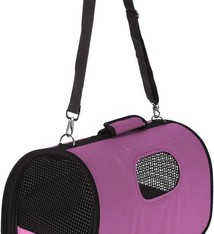 Pets Collection Dierendraagtas 43x25x25 cm- roze