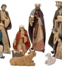 Kerststalfiguren 35cm