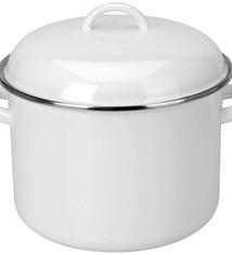 Excellent Houseware Soeppan emaille - 6 liter