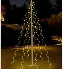 Vlaggenmast verlichting 192 LED's