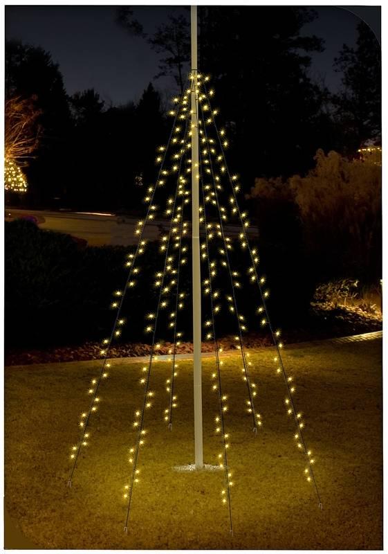 DecorativeLighting Vlaggenmast verlichting 192 LED's