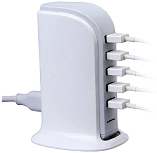 Soundlogic Oplaadstation 5-poorts USB