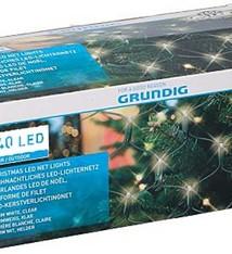 Grundig Netverlichting 240 LED - 250x100cm - warm wit