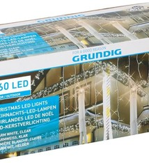 Grundig IJspegel verlichting  360 LED warm wit