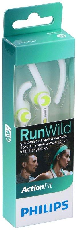 Philips SHQ1400LF/00 RunWild oordopjes wit