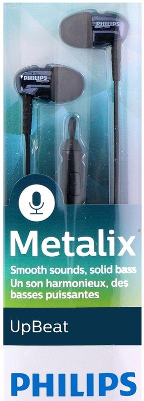 Philips SHE3905BK/00 In-ear oordopjes met microfoon zwart