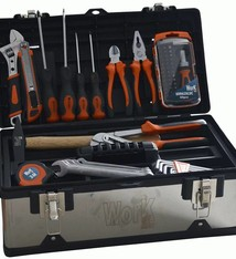 WorkMen Gereedschapset - 70 delig in koffer