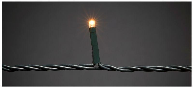 Lichtmantel - 180cm - 5 strengen - 150 LED - warm wit