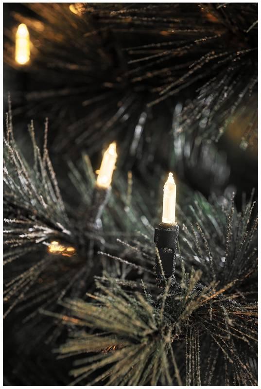 Led Kerstverlichting 120 Mini Lampjes 18 Meter Warm Wit