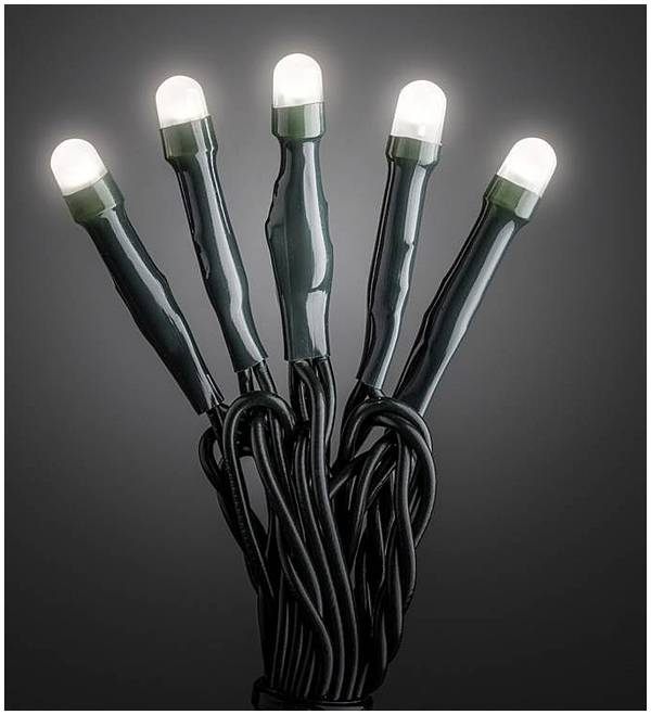 Lichtsnoer 100 Micro-LED's - 7 meter - warm wit