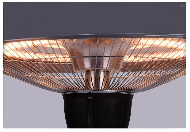 Excellent Electrics Terrasverwarmer hangend 1500W