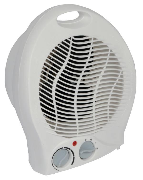Interior Deluxe Ventilatorkachel (2000W)