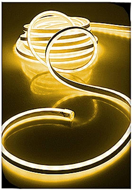 DecorativeLighting Lichtslang 10 meter - 1200 SMD-LED - warm wit