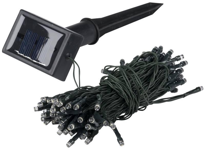 Outdoor Lights LED solar snoerverlichting (100 LED's)