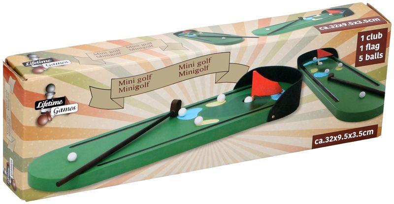 Lifetime Games Mini golfspel - 32cm