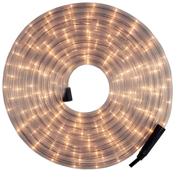 Grundig Lichtslang 6 meter - 144 LED - warm wit