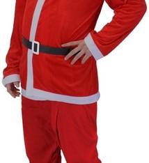 Kerstmanpak pluche