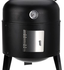 BBQ  Barbecue Smoker  (41x55)