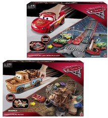Disney Cars Disney Cars 3 Transforming Mater of McQueen Assorti