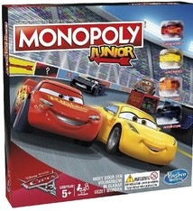 Hasbro Hasbro Monopoly Junior Cars 3