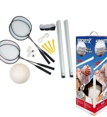 SportX SportX Volleybal/Badminton Set
