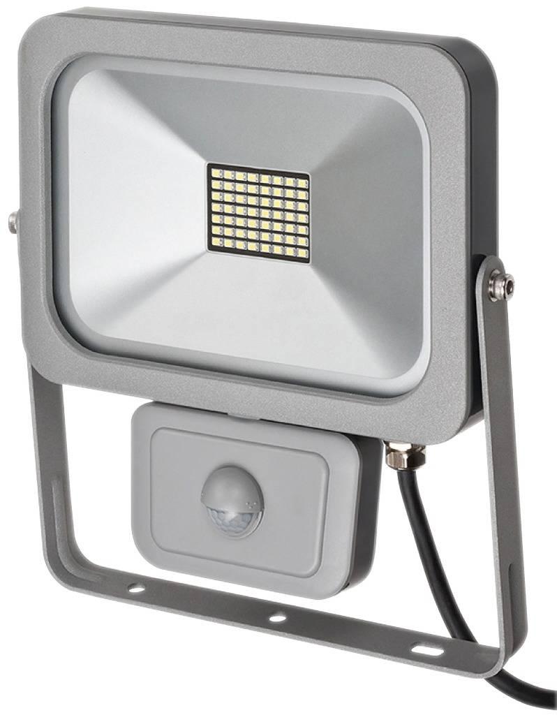 Brennenstuhl Brennenstuhl 1172900301 LED Floodlight Met Sensor 30W 2530Lm