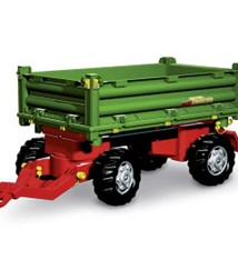 Rolly Toys Rolly Toys 125005 RollyMulti Trailer 2-assig