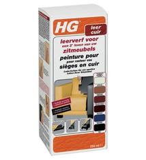 HG HG Leerverfkit Crème / Wit