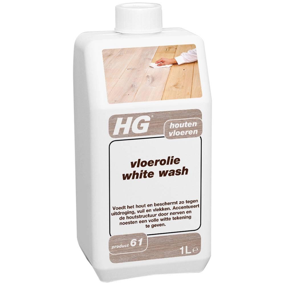 HG HG Vloerolie WhiteWash 1L