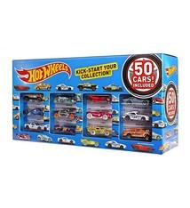 Mattel Hot Wheels Set van 50 Auto's