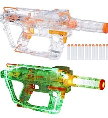 Nerf Nerf N-Strike Modules Ghost Ops Evader met Licht & 12 Darts