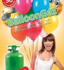 Folat Helium Tank