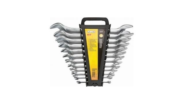 Topex Topex Steeksleutelset 6-32mm Din 3110