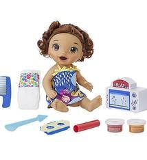 Hasbro Hasbro Baby Alive Super Snacks met Baby en Geluid