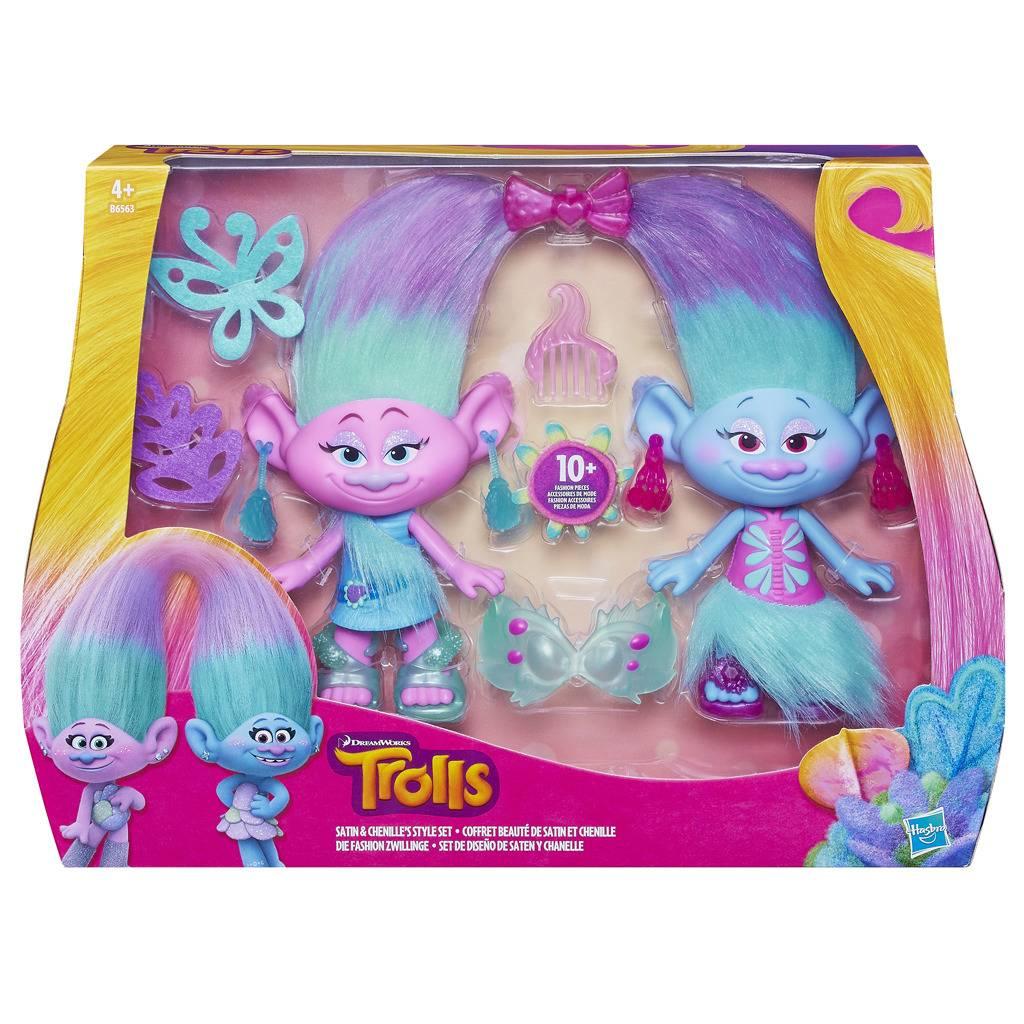 Hasbro Hasbro Trolls Medium Twin Pack