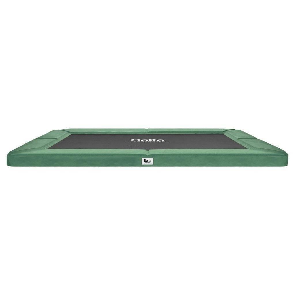 Salta Salta 597G Trampoline Rand Groen voor Trampoline 153x214cm