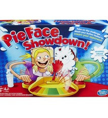 Hasbro Hasbro Pie Face Show Down Slagroom Snoet