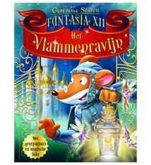 Basic Boek Fantasia XII Het Vlammenravijn