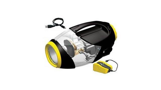 Intex Intex 68691 Multifuncionele LED Lamp met Herlaadbare Accu 12V