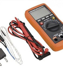 Neo Tools Neo Tools Multimeter LCD 1999 Data Hold,