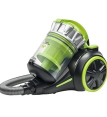 Bestron Bestron AMC1000G Multipo Plus Stofzuiger Zonder Zak 700W Groen/Zwart
