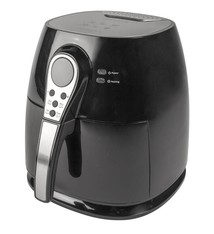Azura Azura AZ-AF20 Digitale Hot Air Fryer Zwart 3L 1400W