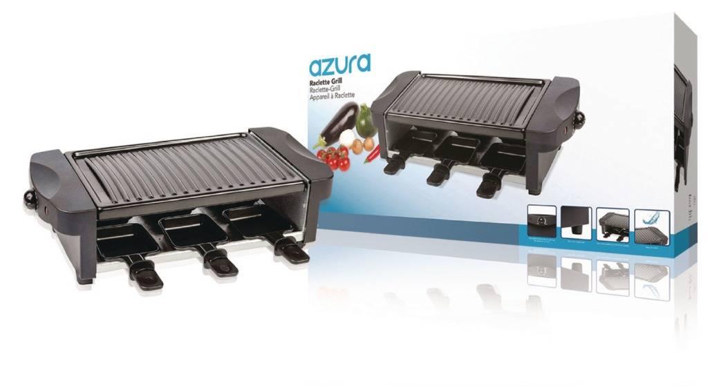 Azura Azura AZ-FC30 6- Persoons Gourmetstel