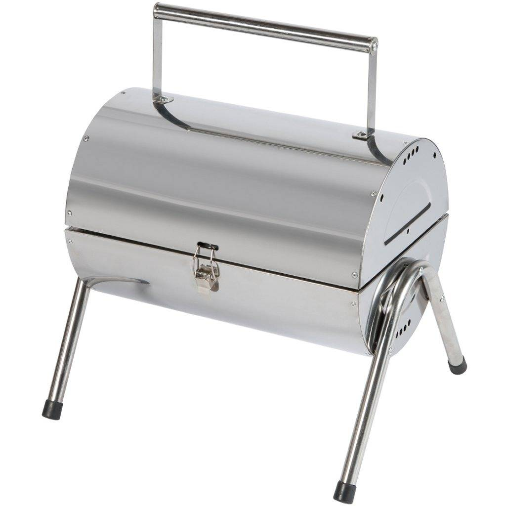 Tepro Tepro Billings Opklapbare Picknick Tafelbarbecue RVS