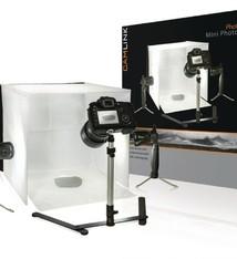 Camlink Camlink CL-STUDIO10 Mini Fotostudio Opvouwbaar 40x40x40cm