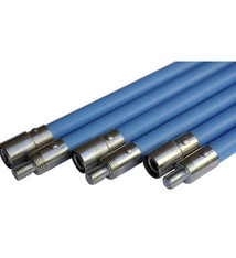 Dario Tools Dario Profi CMB207017 Flexibele Verlengstaaf 120cm 6 Stuks