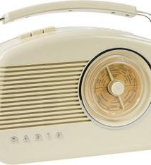 König König HAV-TR900BE Dab+ Retroradio