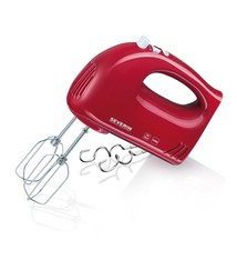 Severin Severin HM3821 Handmixer Rood/Wit 300W